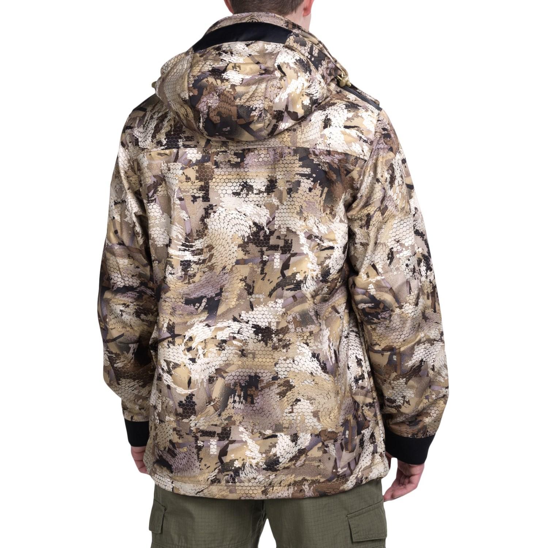 Beretta Xtreme Ducker Windstopper® Soft Shell Jacket (For ...