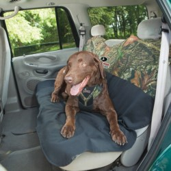 Bergan Dog Auto Safety Harness with Tether - Extra Large in Mossy Oak Break-Up