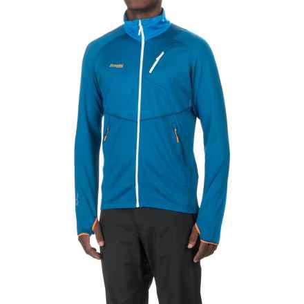 Bergans of Norway Galdebergtind Jacket (For Men) in Ocean/Athens Blue - Closeouts