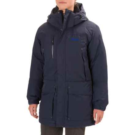 Bergans of Norway Granitt Down Parka - Waterproof, 550 Fill Power (For Women) in Navy - Closeouts