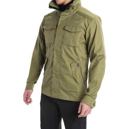 Bergans of Norway Larvik Jacket - UPF 50+ (For Men) in Khaki Green - Closeouts