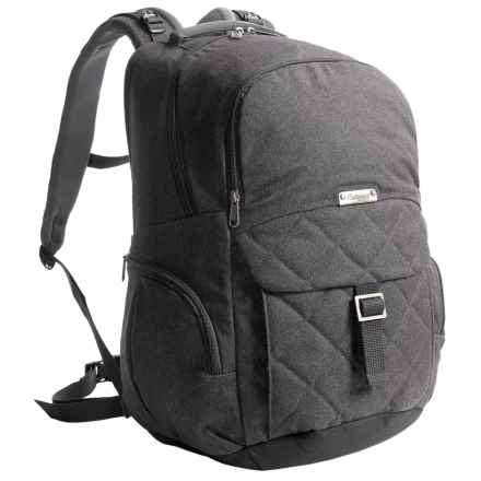 Bergans of Norway Metro Backpack - 32L in Solid Charcoal - Closeouts