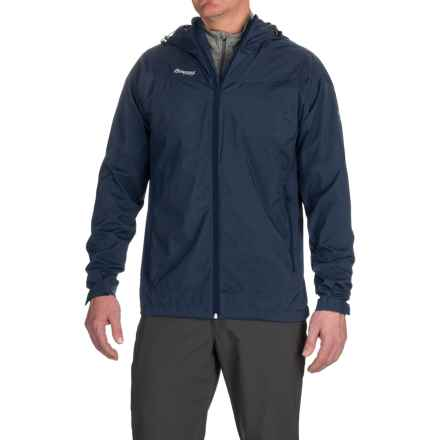Bergans of Norway Microlight Jacket (For Men) in Dark Blue - Closeouts