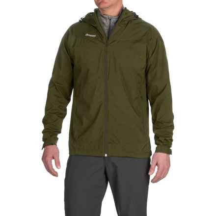Bergans of Norway Microlight Jacket (For Men) in Olive - Closeouts