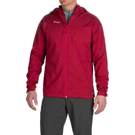 Bergans of Norway Microlight Jacket (For Men) in Red - Closeouts