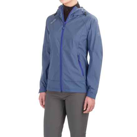 Bergans of Norway Microlight Jacket (For Women) in Blue/Ink Blue - Closeouts