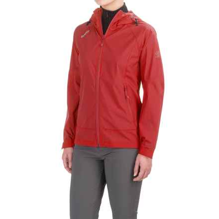 Bergans of Norway Microlight Jacket (For Women) in Red - Closeouts