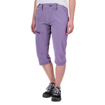Bergans of Norway Moa Pirate Pants (For Women) in Soft Lavender/Purple - Closeouts