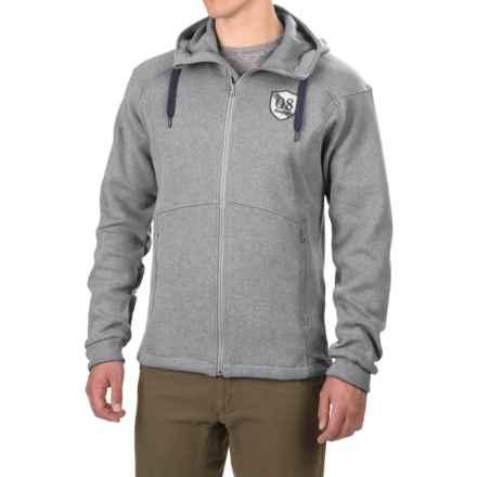 Bergans of Norway Mogop Jacket (For Men) in Grey Melange - Closeouts