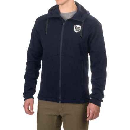 Bergans of Norway Mogop Jacket (For Men) in Navy - Closeouts