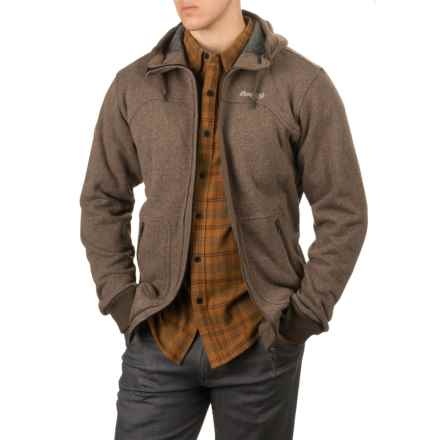 Bergans of Norway Myrull Jacket - Wool Blend (For Men) in Clay - Closeouts