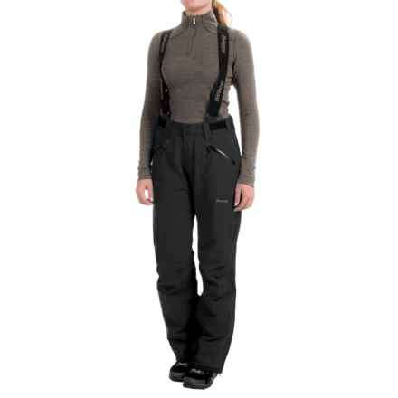 Bergans of Norway Oppdal Pants - Waterproof, Insulated (For Women) in Black - Closeouts