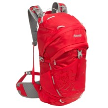 Bergans of Norway Rondane 30L Backpack in Red/Aluminum - Closeouts