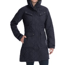 Bergans of Norway Roros Winter Coat - Insulated (For Women) in Navy - Closeouts