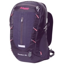 Bergans of Norway Skarstind 22L Backpack in Blackberry/Magenta Pink - Closeouts