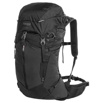 Bergans of Norway Skarstind 32 Backpack - 32L, Internal Frame (For Men and Women) in Black/Grey - Closeouts