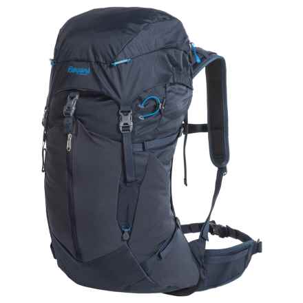 Bergans of Norway Skarstind 48 Backpack - 48L, Internal Frame (For Men and Women) in Night Blue/Athens Blue - Closeouts