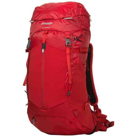 Bergans of Norway Skarstind W40 Backpack - 40L, Internal Frame (For Women) in Red/Grey - Closeouts