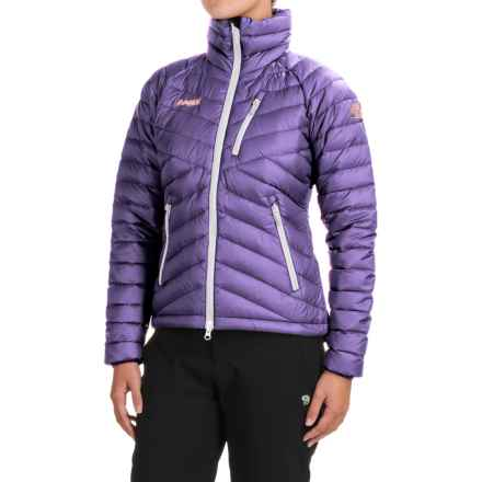 Bergans of Norway Slingsbytind Down Jacket - 700 Fill Power (For Women) in Funky Purple - Closeouts