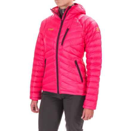 Bergans of Norway Slingsbytind Jacket - 700 Fill Power (For Women) in Hot Pink - Closeouts