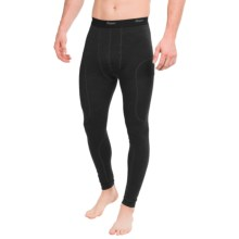 Bergans of Norway Soleie Base Layer Bottoms - Merino Wool (For Men) in Black - Closeouts