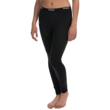Bergans of Norway Soleie Base Layer Bottoms - Merino Wool (For Women) in Black - Closeouts