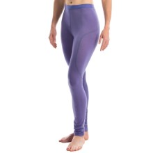 Bergans of Norway Soleie Base Layer Bottoms - Merino Wool (For Women) in Light Primula Purple - Closeouts