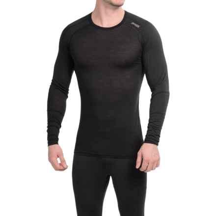 Bergans of Norway Soleie Base Layer Top - Merino Wool, Long Sleeve (For Men) in Black - Closeouts