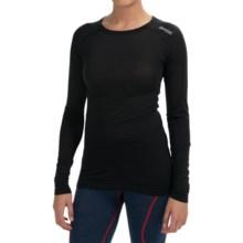 Bergans of Norway Soleie Base Layer Top - Merino Wool, Long Sleeve (For Women) in Black - Closeouts