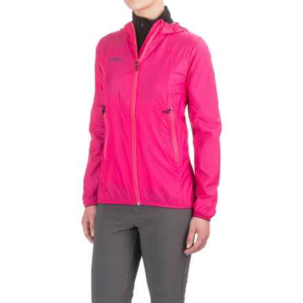 Bergans of Norway Solund Jacket (For Women) in Hot Pink/Plum - Closeouts