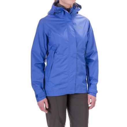 Bergans of Norway Super Lett Jacket - Waterproof (For Women) in Warm Cobalt - Closeouts