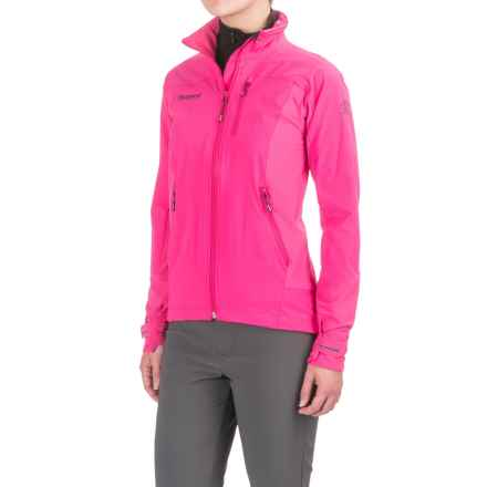Bergans of Norway Torfinnstind Jacket (For Women) in Hot Pink/Plum - Closeouts