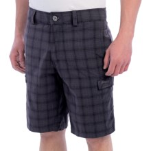 Bergans of Norway Utne Shorts (For Men) in Solid Dark Grey/Light Lava - Closeouts
