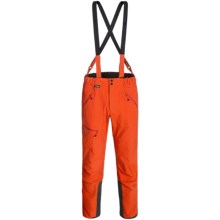 Berghaus Antelao Gore-Tex® Pro Ski Pants - Waterproof (For Men) in Koiorange/Koiorange - Closeouts