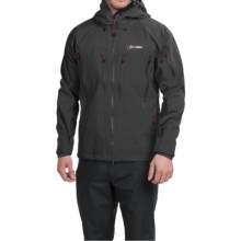 Berghaus Antelao III Gore-Tex® Ski Jacket - Waterproof (For Men) in Black - Closeouts