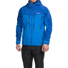 Berghaus Antelao III Gore-Tex® Ski Jacket - Waterproof (For Men) in Blue/Blue - Closeouts
