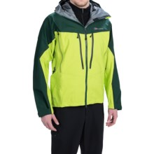 Berghaus Anteleo II Gore-Tex® Pro Jacket - Waterproof (For Men) in Electrogreen/Pinegrove - Closeouts