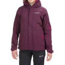Berghaus Arisdale Gore-Tex® Jacket - Waterproof, 3-in-1 (For Women) in Dark Purple - Closeouts