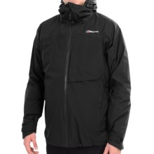 Berghaus Ben Arthur Gore-Tex® Jacket - 4-in-1, Waterproof, Insulated (For Men) in Black/Black-Black/Carbon - Closeouts