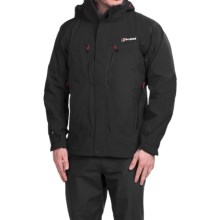 Berghaus Ben Lomond Gore-Tex® Jacket - Waterproof, 4-in-1, Insulated (For Men) in Black - Closeouts