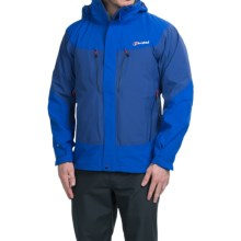 Berghaus Ben Lomond Gore-Tex® Jacket - Waterproof, 4-in-1, Insulated (For Men) in Intense Blue/Twilight Blue - Closeouts