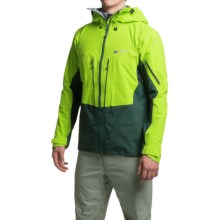 Berghaus Frendo Gore-Tex® Jacket - Waterproof (For Men) in Electrogreen/Pinegrove - Closeouts
