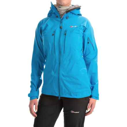 Berghaus Frendo Gore-Tex® Ski Jacket - Waterproof (For Women) in Blue Splash - Closeouts