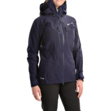 Berghaus Frendo Gore-Tex® Ski Jacket - Waterproof (For Women) in Dark Blue/Dark Blue - Closeouts