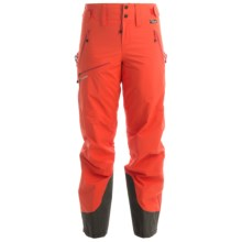 Berghaus Frendo Gore-Tex® Ski Pants - Waterproof, Insulated (For Women) in Big Orange - Closeouts