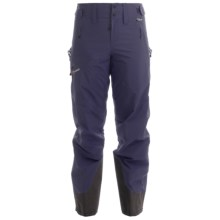 Berghaus Frendo Gore-Tex® Ski Pants - Waterproof, Insulated (For Women) in Dark Blue/Dark Blue - Closeouts