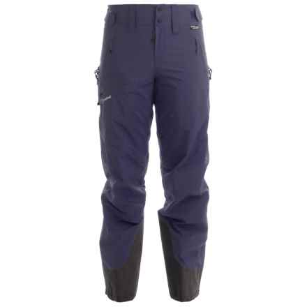 Berghaus Frendo Gore-Tex® Ski Pants - Waterproof, Insulated (For Women) in Dark Blue/Dark Blue - Closeouts