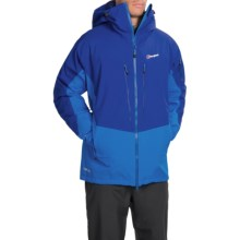 Berghaus Frendo Gore-Tex®Jacket - Waterproof, Insulated (For Men) in Intenseblue/Bluelemonade - Closeouts