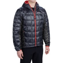 Berghaus Ilam Hydrodown Jacket - 850 Fill Power (For Men) in Carbon/Thunder - Closeouts