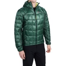 Berghaus Ilam Hydrodown Jacket - 850 Fill Power (For Men) in Greenbeetle/Pinegrove - Closeouts